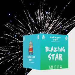 Blazing Star 36 βολές