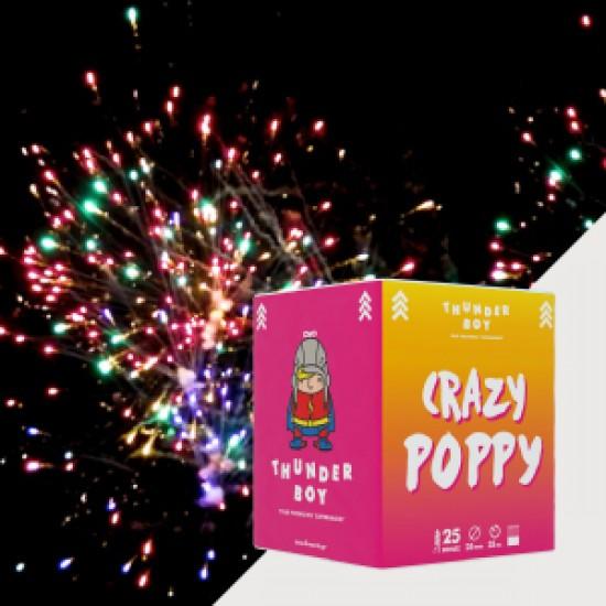 Crazy Poppy 25 βολές