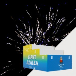 Giant Azalea 128 βολές