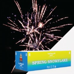 Spring Snowflake 112 βολές